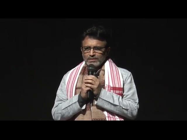 Inaugural speech of Chordhara Jhumura