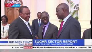 President Uhuru assures that the government will implement the sugar task-force report