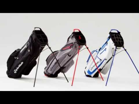 The FlexTech Stand Bag