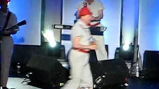 DEVO TON O ' LUV  live at the MUSIC BOX AT THE HENRY FONDA THEATER 11/4/2009