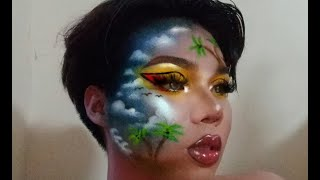 SUMMER FACE ART BY BRENT HO MAKEUP/BEAUTY
