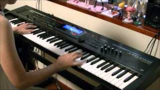 KATARITSUGU KOTO (full version) played on a synthesizer