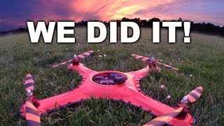 Indestructible Drone on Kickstarter - Successfully Funded!