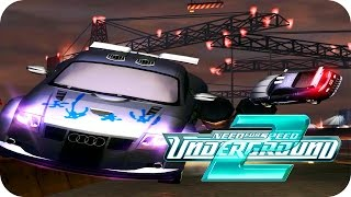 Need for Speed Underground 2 #45 - Carros Voadores (PT-BR)