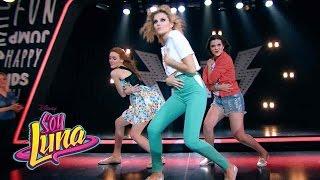 "Ámbar, Jazmín y Delfina cantan ""Chicas así""   Momento Musical   Soy Luna"