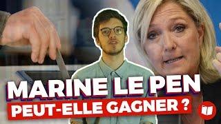 Vidéo : Marine Le Pen peut-elle gagner ?
