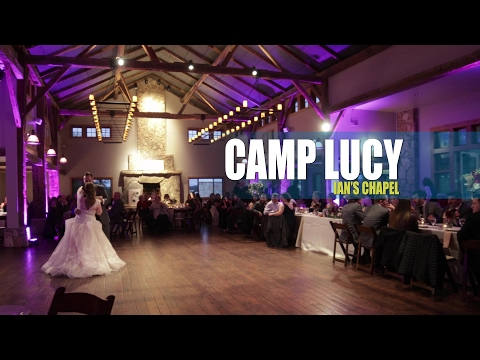 Allison + Richard | Dripping Springs, Texas | Camp Lucy