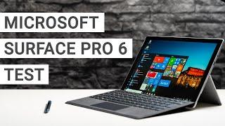 Microsoft Surface Pro 6 Test: Das einzige echte Pro-Tablet? | Deutsch