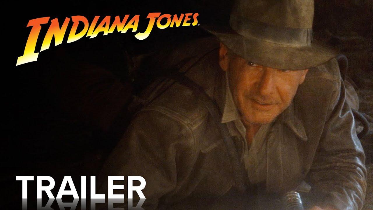Trailer för Indiana Jones och kristalldödskallens rike