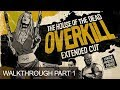 The House Of The Dead Overkill Extended Cut Gameplay Wa