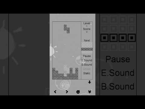 Classic Blocks - Retro Tetris Game