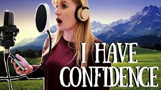 I have confidence || Sound of Music Cover