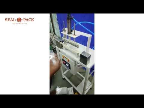 Pneumatic Impulse Tissue Paper Sealing Machine