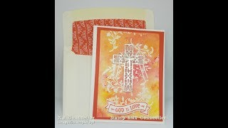HOLD ON TO HOPE  Easter, Sympathy, Confirmation & Baptism  Cards