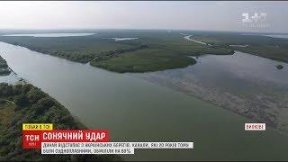 Історії ТСН. Сонячний удар: Дунай збільшує територію України і негативно впливає на господарство