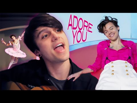 Download Harry Styles - Adore You (Acoustic) Mp4 HD Video and MP3