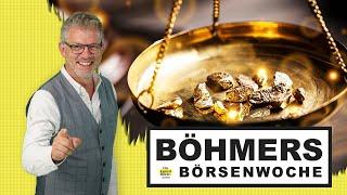 Ist Gold die BESTE Absicherung für dein Depot?