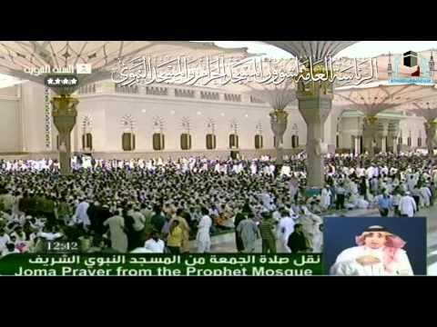الشباب والإجازة خطبة للشيخ صلاح البدير 22-7-1432هـ
