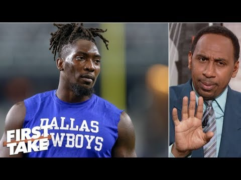 Saints will  stomp  Cowboys after DeMarcus Lawrence s comments - Stephen A.   416d775c6
