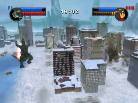 Godzilla Unleashed PSP