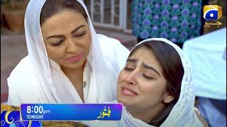 Fitoor   Hiba Bukhari  Episode 29    Har Pal Geo Dramas   Teaser   Promo   Review