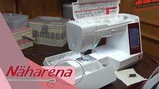 ELNA 770 Nähmaschine | Vorstellungsvideo - Tutorial