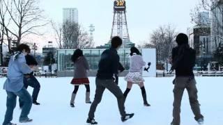 【踊ってみた】Happy Synthesizer ハッピーシンセサ【北海道ダンサーズ】