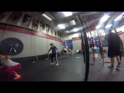 A Typical Group Fitness class at Biometrics Strength and ... - YouTube