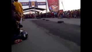 preview picture of video 'Drag bike Kejurnas Jember Part 1 2013'