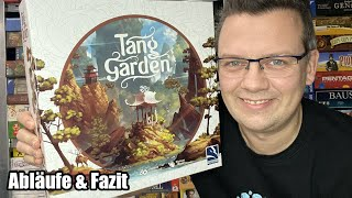 Tang Garden (Skellig Games) - Vorbestellaktion deutsche Version - ab 14 Jahre