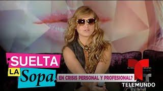 Paulina Rubio Ahora ¿en Crisis Y Deprimida? | Suelta La Sopa | Entretenimiento