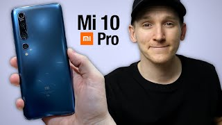 Xiaomi Mi 10 Pro - HANDS ON & FIRST LOOK