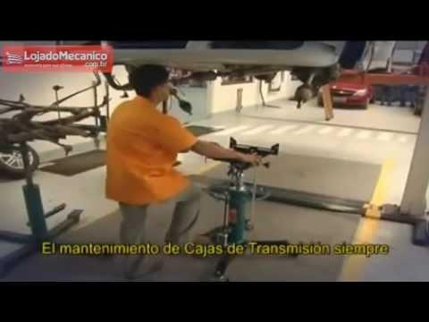 Macaco Hidráulico 600 Kg para Caixa de Transmissão - Video