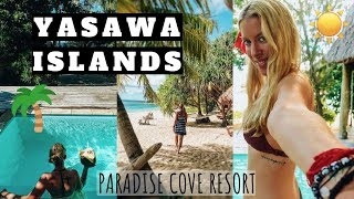 Most Incredible Place In FIJI! | Paradise Cove Resort, Yasawa Islands