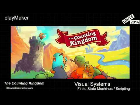 Unite 2014 - Empowering Artists Designers and Non-Technical Types to Make Games in Unity