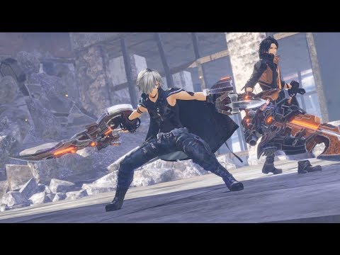 GOD EATER 3 - Announcement Trailer | PS4, PC thumbnail