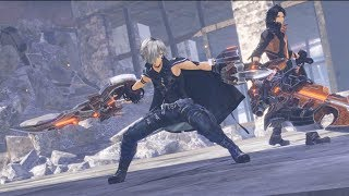 Clip of GOD EATER 3