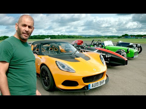 Chris Harris' (VERY FAST) Car Buying Advice | Top Gear: Series 27