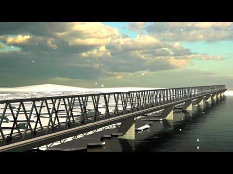 Государственный советник республики Вячеслав Штыров — о Ленском мосте
