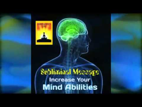 Video of Subliminal Increase Your Mind