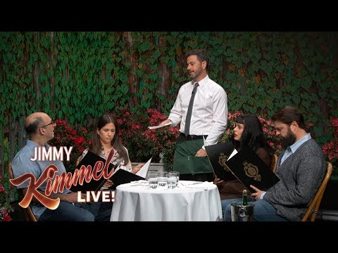 Jimmy Kimmel Demonstrates Why Denying Gay Couples Wedding Cakes is Wrong