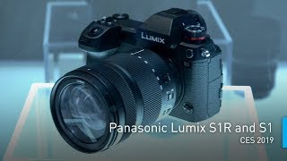 YouTube Video kTVAX9Epwmc for Product Panasonic Lumix DC-S1 Full-Frame Camera by Company Panasonic Corporation in Industry Cameras