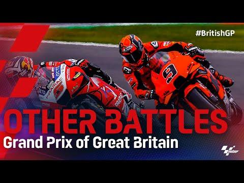MotoGP 2021 第12戦イギリス レースバトルシーン動画まとめ