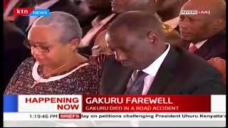 Hon Aden Duale says Raila Odinga seeks to take the presidency through bloodshed