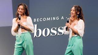BECOMING A BOSS | The Secret Behind My Success