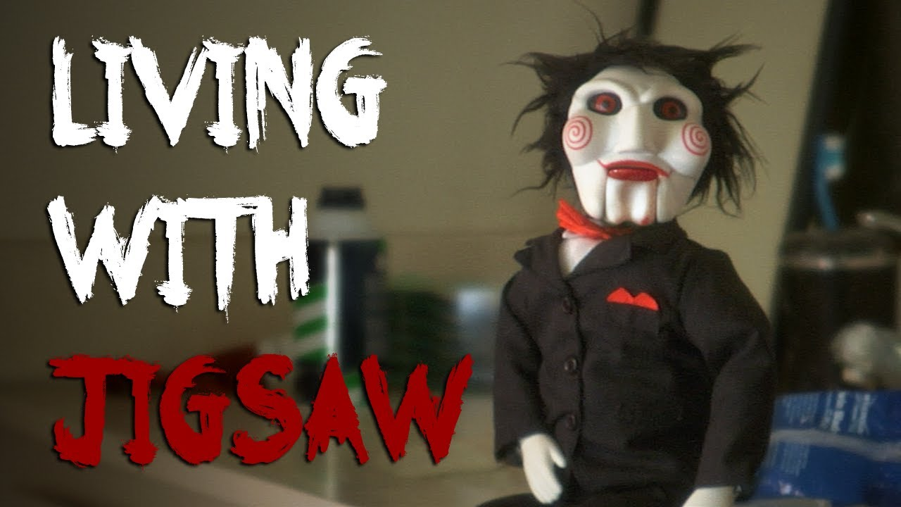 Saw's Jigsaw Is A Terrible Flatmate