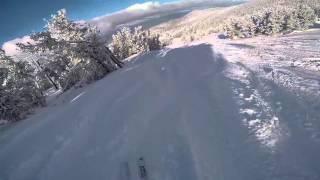 Powder Day at Heavenly Ski Resort