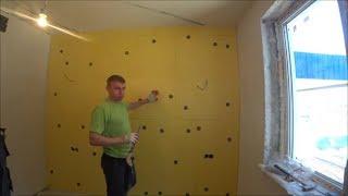 Как сделать шумоизоляцию стены от соседей своими руками