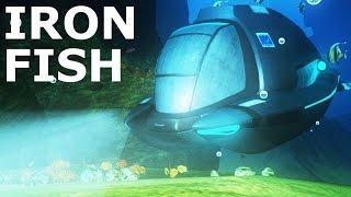 Iron Fish Gameplay Walkthrough (Steam Adventure PC Game 2016) (No Commentary)