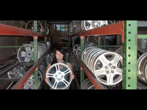 Factory Original Mazda B2300 Rims & OEM Mazda B2300 Wheels – OriginalWheel.com